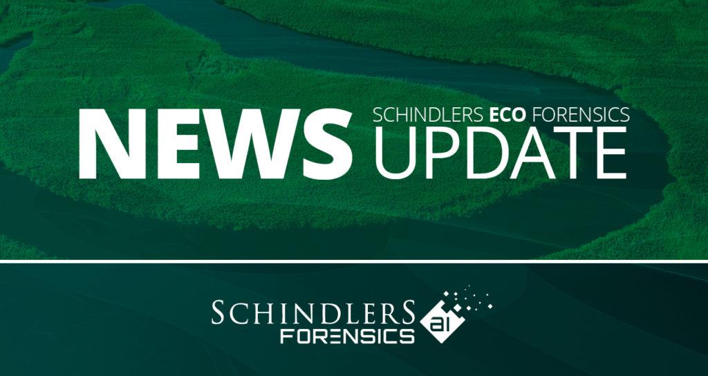 News Update Eco Forensics